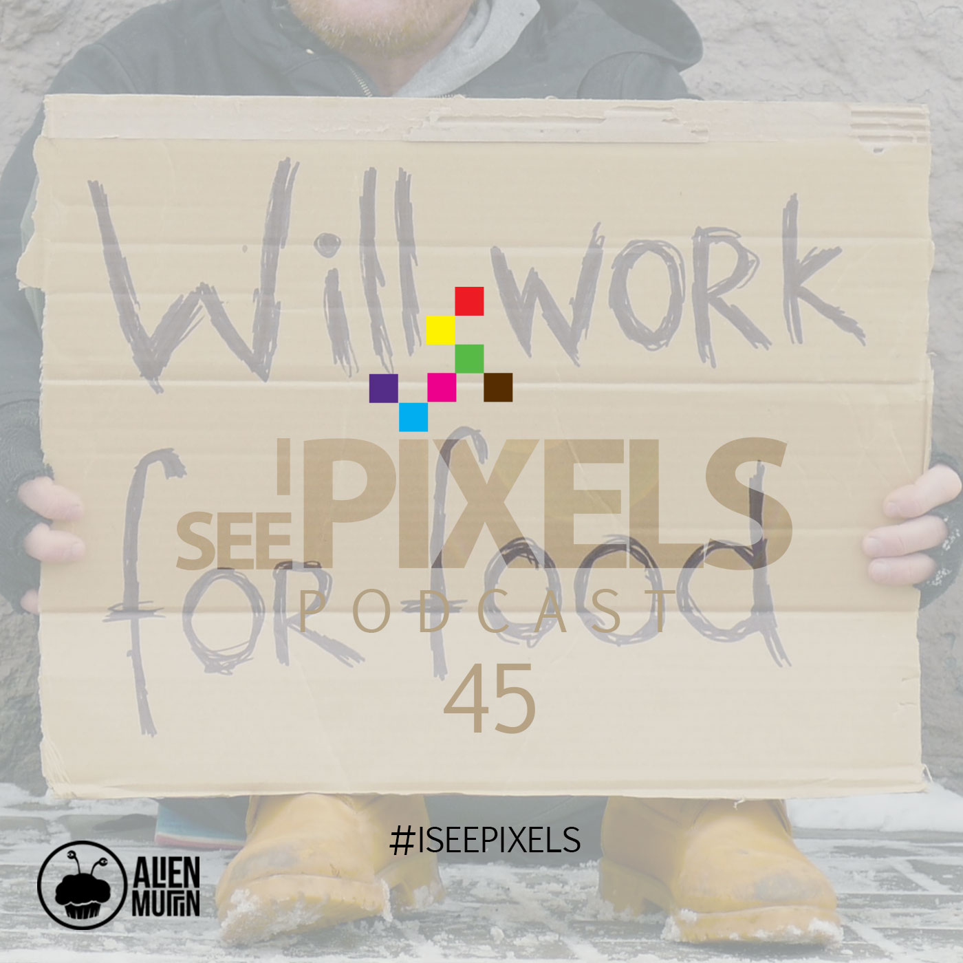 Will Design for Food - I See Pixels Podcast Ep. 45