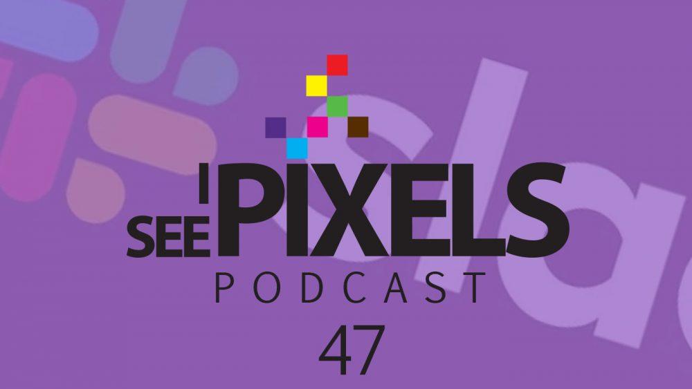 Slacks new logo and Political Branding - I See Pixels Podcast Episode 47