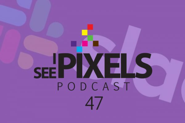 Slacks new logo and Political Branding - I See Pixels Podcast Episode 47