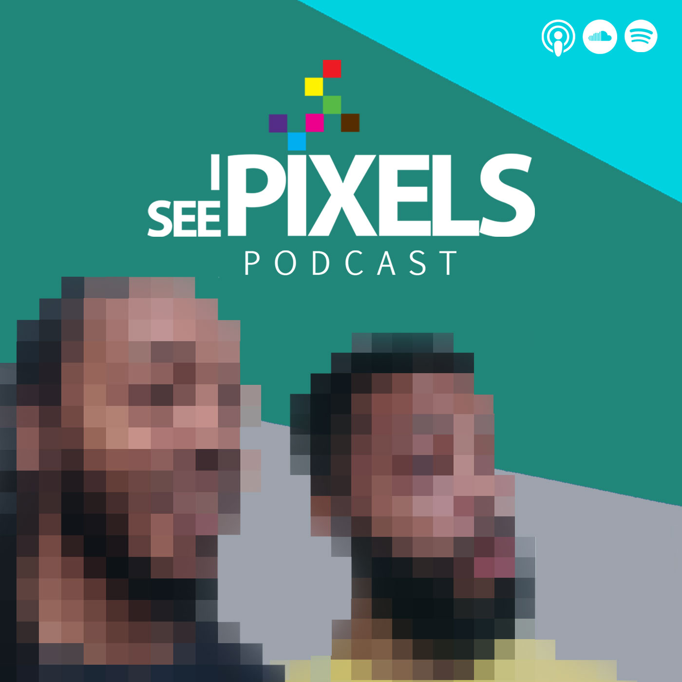 I See Pixels Graphic Design Podcast